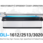Popular hot sale new technology UV flatbed printer