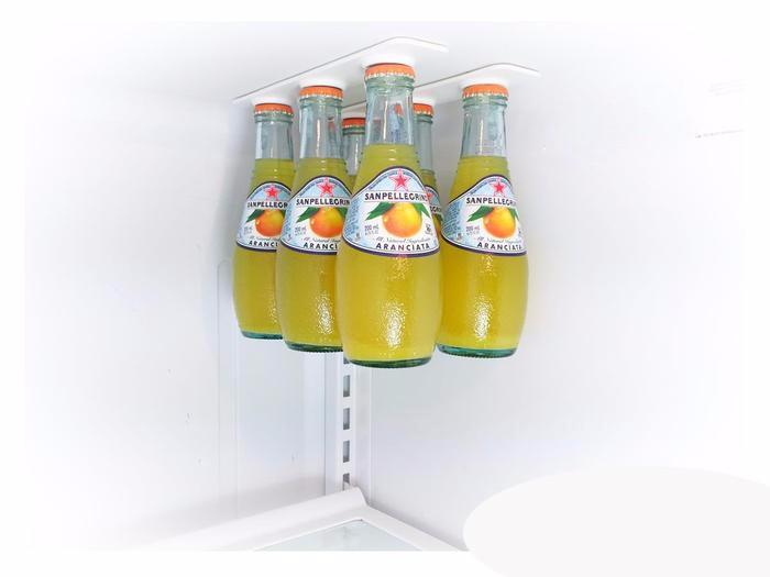 Kühlschrank Organizer Flaschen : Bier loft magnete für ihren kühlschrank bierflaschenlager