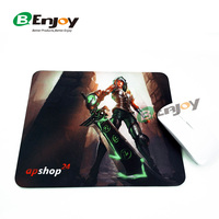 Custom Logo Printed Speed Gaming Mause Pad