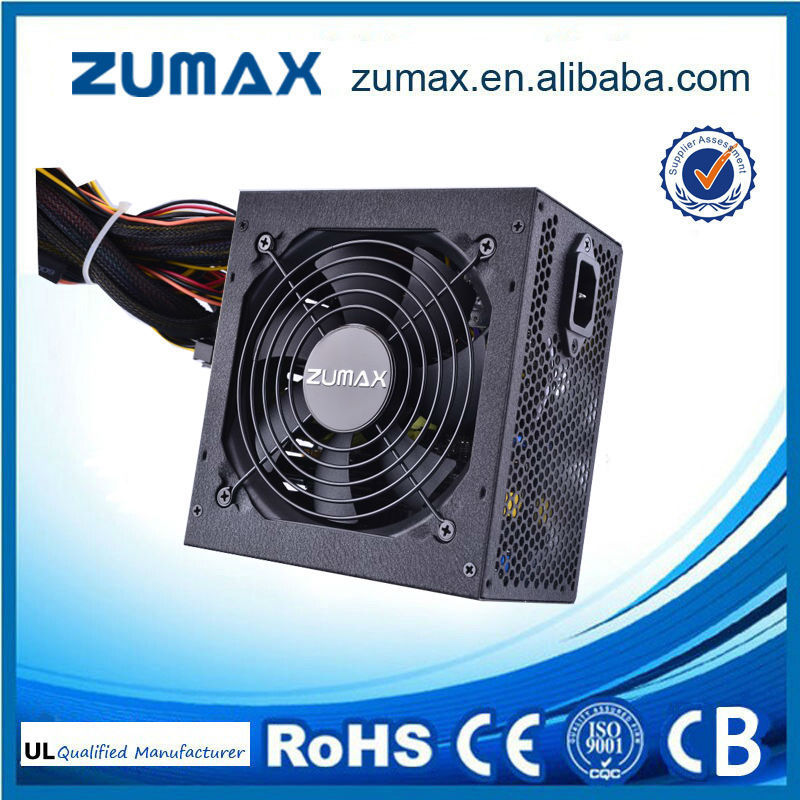 ZUMAX ATX ZUH950 87 % CE ROHS standard 950W p4 atx power supply