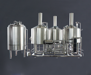 beer equipment in filling machines line high efficiency