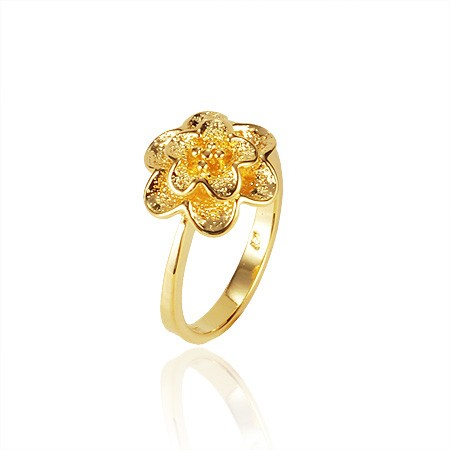 10330 Xuping fashion jewelry gold ring designs luxury 24K rings China wholesale charm women jewelry