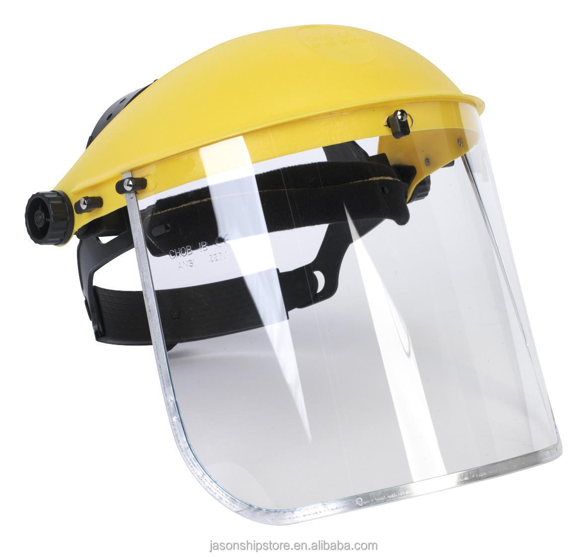 Safety Face Shield >> Marine Wholesale Heavy Duty Welding Safety Face Shield Buy Welding Face Shield Clear Plastic Face Shield Face Shield Product On Alibaba Com