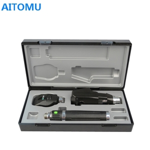 Welch Allyn Diagnostic Set Optometrist Ophthalmoscope And Streak Retinoscope