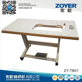 Zytb40 Zoyer Industrial Sewing Machine Stand Tables Buy Stand And Mesmerizing Industrial Sewing Machine Tables