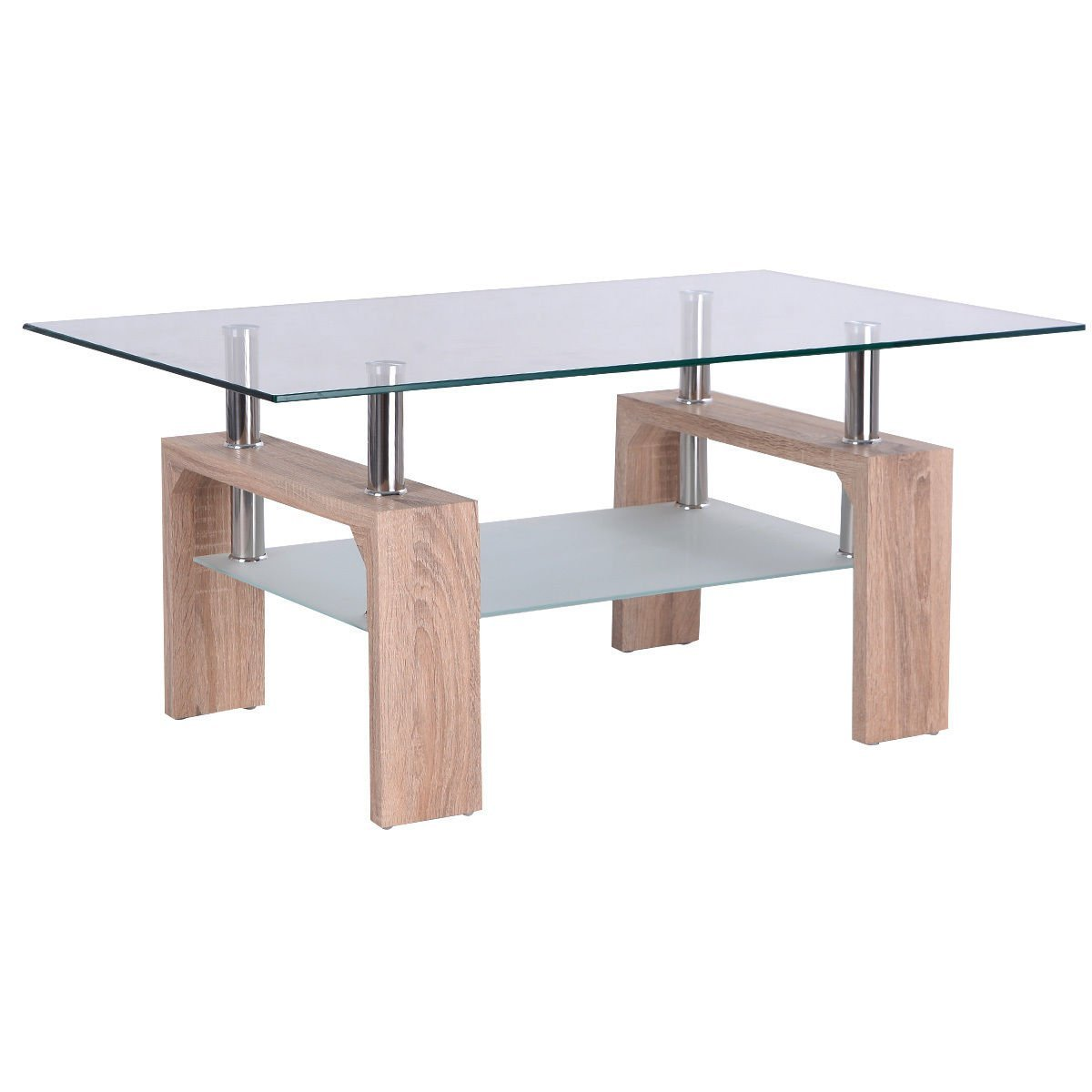 Cheap Glass Top Wooden Coffee Table, find Glass Top Wooden ...