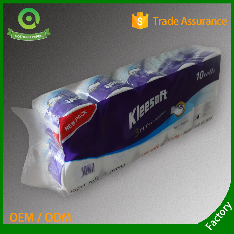 Cheap Recycled Bulk Toilet Paper with Private Label
