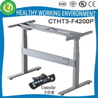 New product top quality best sell electric height adjustable office table