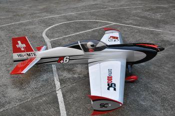 New Design Extra330sc78 F154 Balsa Wood Rc Mini Jet Engine