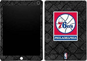 NBA Philadelphia 76ers iPad Air 2 Skin - Philadelphia 76ers Dark Rust Vinyl Decal Skin For Your iPad Air 2