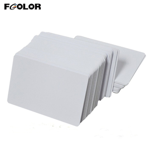 230pcs Blank Plastic PVC ID Card Inkjet Printable Business Card no chip for Epson or Canon printer
