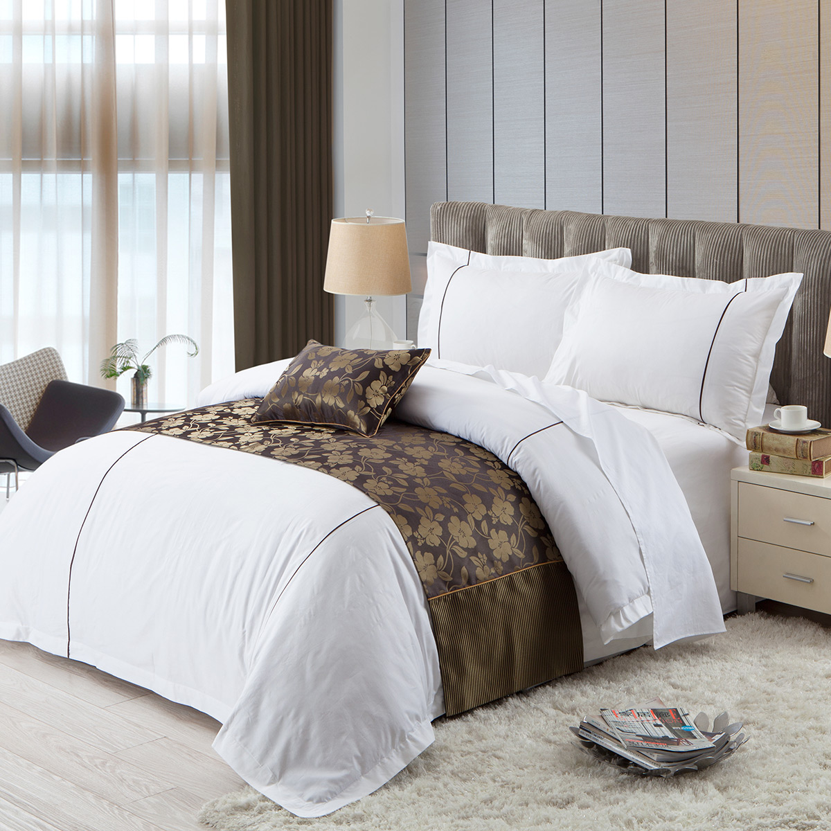 Hotel Collection King Size Quilts