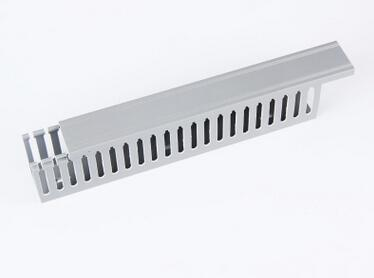Plastic cable trunking PVC trunking