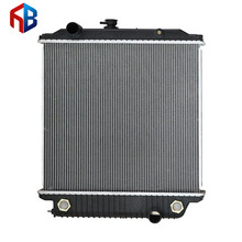 China manufacturer wholesale small extruded aluminum bus radiator