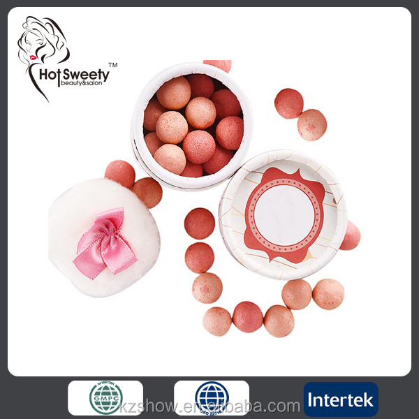 New Coming Ball Shape Blusher Brand Makeup Blush Blush Blusher Cosmetic Blusher