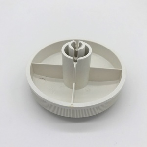 76mm White Manufacturers durable custom-made ABS plastic caps with competitive price