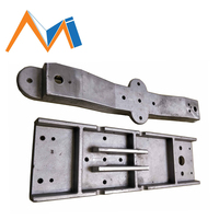 China high quality aluminum sand casting manufacturer