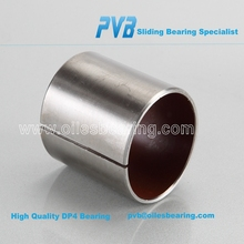 PVB011 bronze based self-lubricating bearing,Metal-Polymer Bronze Backed DU Self-lubricating bushing,SF-1dry sliding bearing