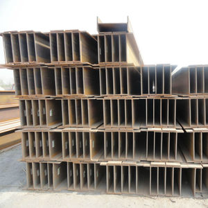 Hot rolled H types of steel beams from Shanghai Shuyun