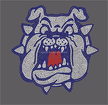 foto de Fresno State Bulldogs Rhinestone Iron On Transfer - Buy Bulldogs ...