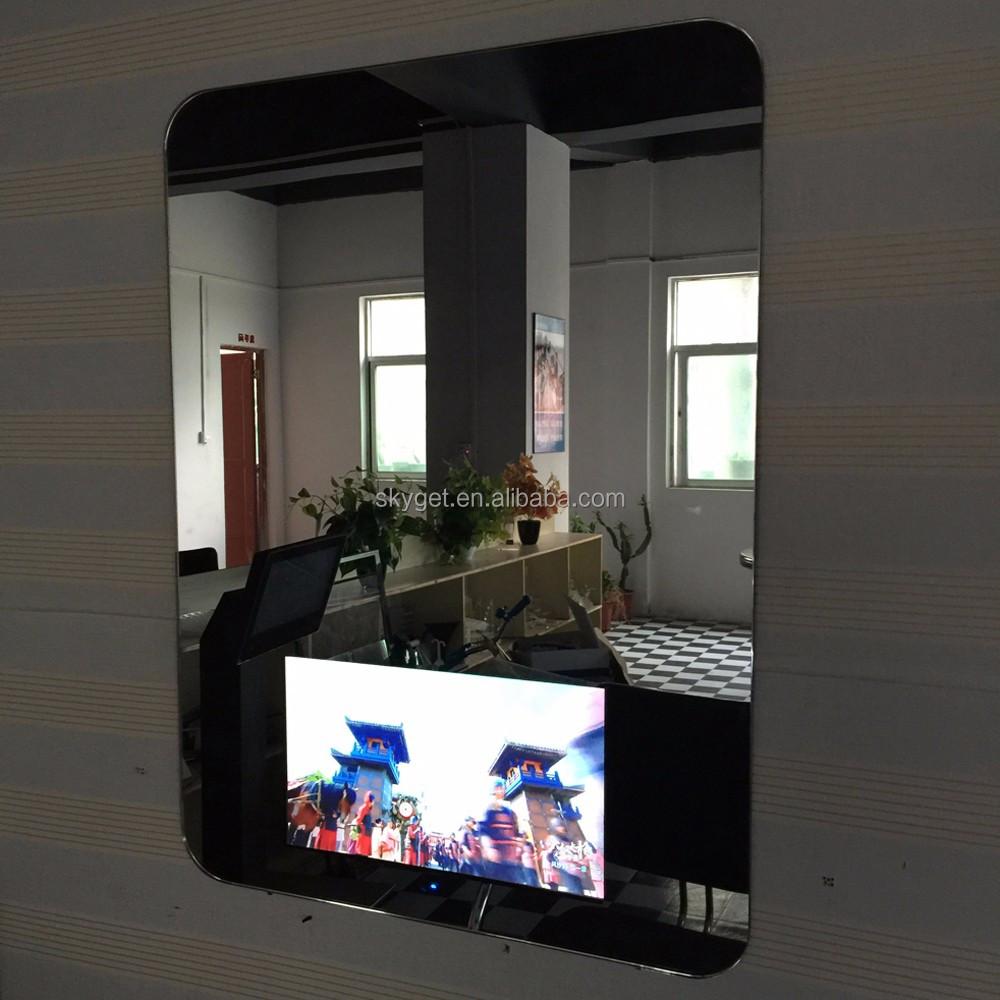 Guide Eclairage Salle De Bain ~ salon de coiffure led miroir tv 600 900mm tv taille 15 6