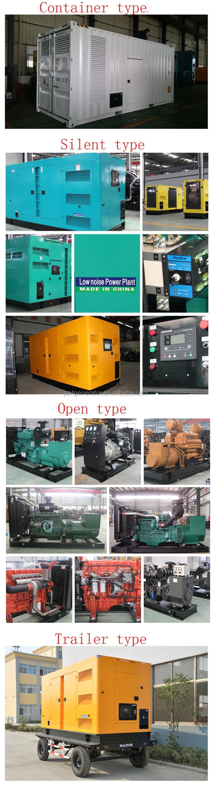 Factory Sale Quality Small Weichai Silent Diesel Generator Buy