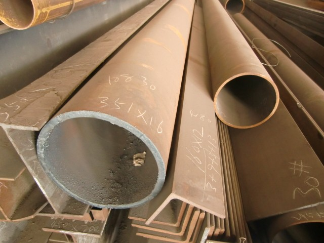 hot rolled steel plate H-beams used for steel structure