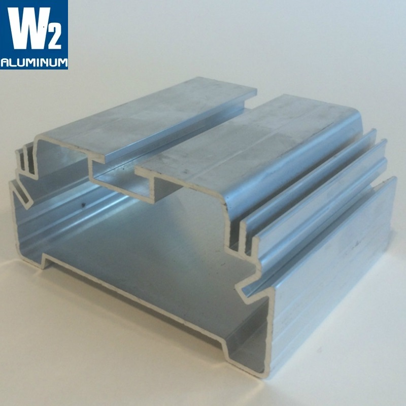 Customized Shapes <strong>Aluminium</strong> Extruded /1mm-2mm thickness small <strong>aluminium</strong> profiles/powde coating <strong>Aluminium</strong> extruded railing