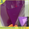 Purple /Pink solar reflective film/reflective heat tranfer sheet manufactures