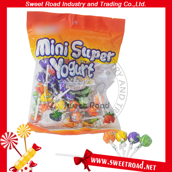 Mini Super Yogurt Lollipop Indian Candy