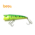 Big fishing mouth false lure minnow bait 10.0cm 17g plastic hard bait fishing crankbait lures