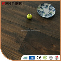 Engineered floor with Carb 2 european Oak HS stain GL16101702 kentier brush hs