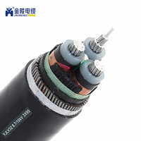 NA2XSERY 3.6/6kv famous importer xlpe power 3 core cable