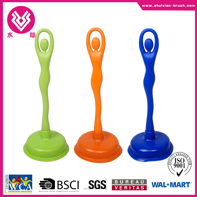 new design toilet plunger with plastic handle buy colored toilet plunger rubber toilet plunger. Black Bedroom Furniture Sets. Home Design Ideas