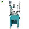 Accurate Operation Single-deck Micro Pyrolysis Laboratory Pyrex Biochemical Glass Reactor
