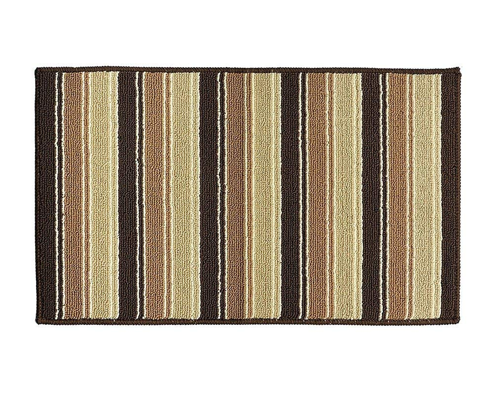 good Latex Backed Throw Rugs Part - 3: Get Quotations · YK Decor Doormats Non-Slip Indoor Outdoor Door Mat with Latex  Backing Inside Entrance Rugs