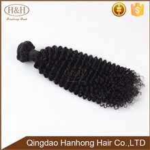 Wholesale Virgin Indian Human Hair Kinky Curly Bulk Hair For Braiding 100%Unprocessed Human Hair Extensions For Black Women