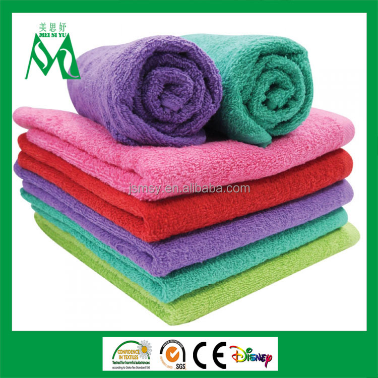 custom cotton salon /hairdressing roll towel wholesale