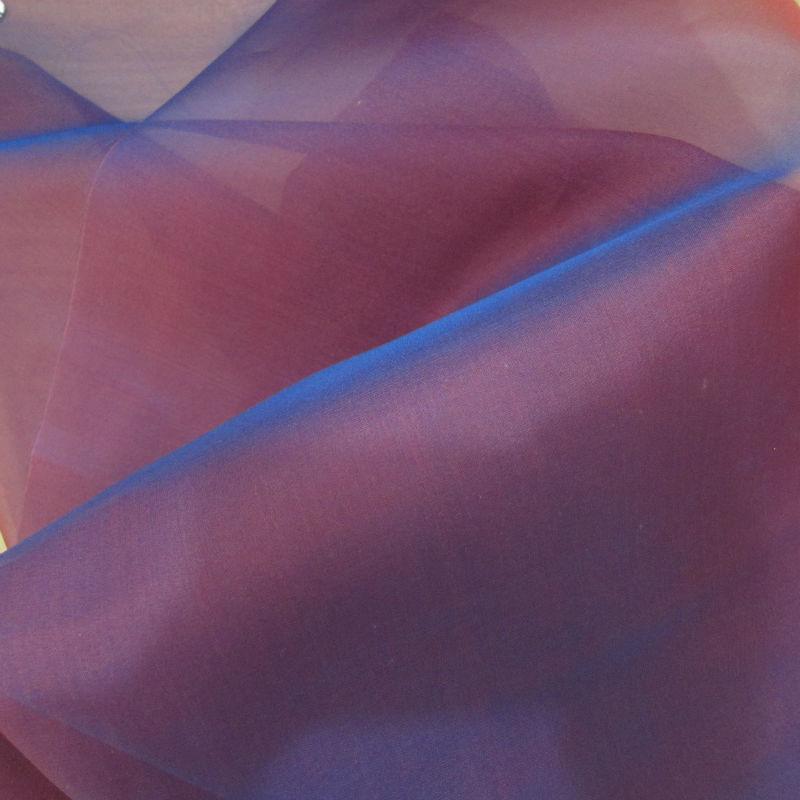 Amazing See Through Shot Silk Organza Cloth,Yarn Dyed Iridescent Silk Fabric In  Fashion   Buy Shot Silk,See Through Fabric,Iridescent Silk Fabric Product  On ...