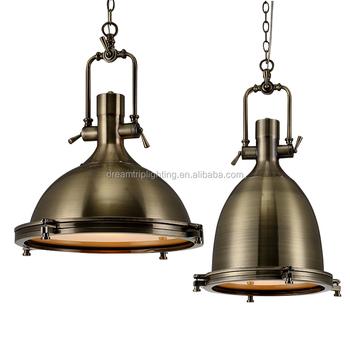 Vintage Style Light Ing Gl Ceiling Pendant Lamp Shade Lighting For Kitchen Loft Bedroom Office