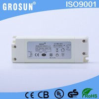 China electrical suppliers ShenZhen Grosun Wholesale LED isolated power supply 12V 5A switching power supply CE ROHS approved
