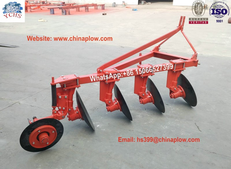 Light duty 1LYQ-420 series plough disc