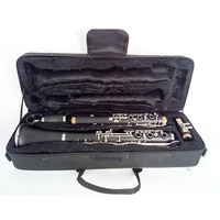 Professional Bakelite Body Nickel Plated keys Clarinet with Bb key