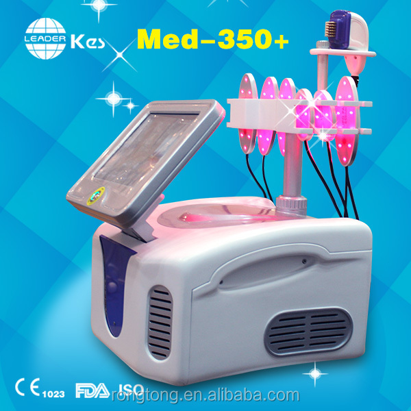 personal skin tightening machine new slimming technology 2012 lipo laser new cellulite treatment
