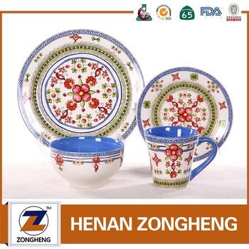 cheap bulk dinner plates ceramic tableware dinnerware set arabic  sc 1 st  Alibaba & Cheap Bulk Dinner Plates Ceramic Tableware Dinnerware Set Arabic ...