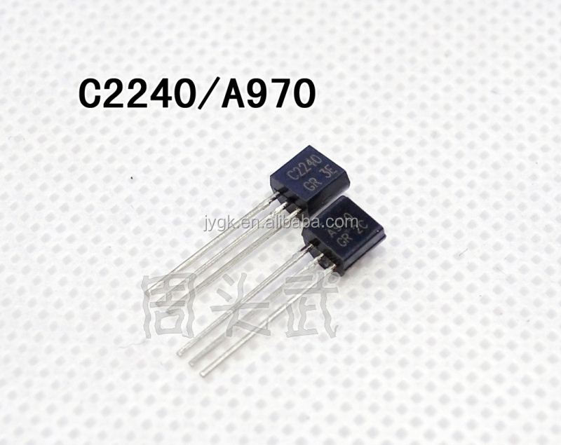 Sa970 2 sc2240 A970 C2240 low power audio power amplifier IC matching tube 0.3 yuan/right--XXDZ2