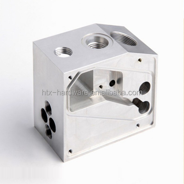 CNC Aluminum Milled for Auot Spare Part