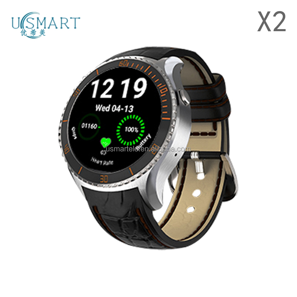 X2 smartwatch android 5.1 3g youtube google maps face book and quick view office document 3g smart watch usmart in the USA