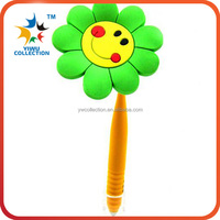 Good sale personality soft pvc silicone pen