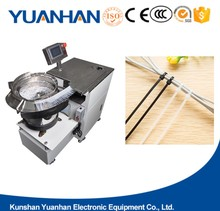 Desktop Nylon cable tie machine/cable braiding machine